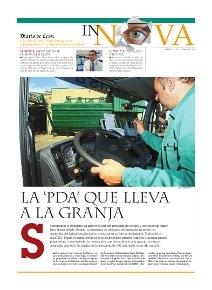 Reportaje del Diario de León sobre la solución de movilidad para Rebisa